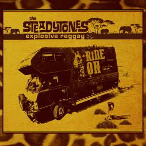 The Steadytones - Ride On - Album 2016