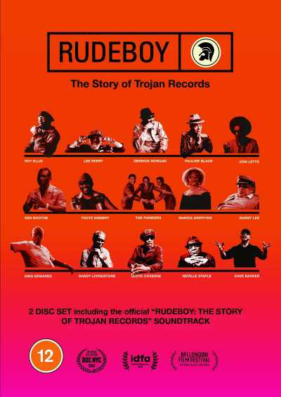 Rudeboy - The Story of Traojan Records - 2020