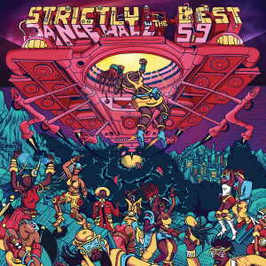 Strictly The Best - Volume 59 - Dancehall