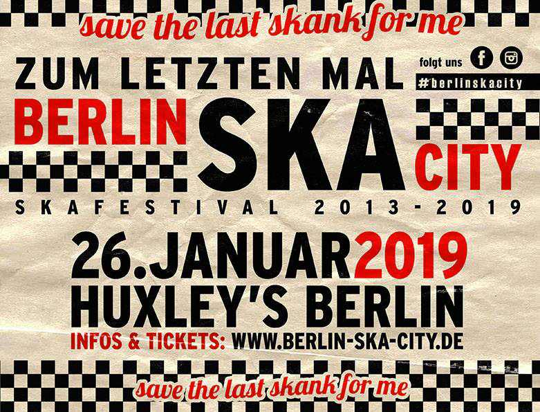 Berlin Ska City 2019