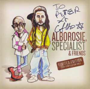 Alborosie, Specialist & Friends - Limited Edition