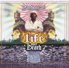 Anthony B - Live Over Death - Album 2008