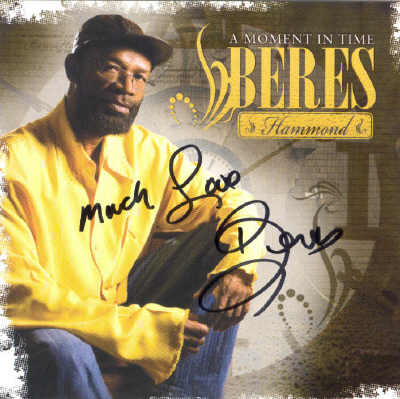 Beres Hammond – A Moment In Time - Album 2008
