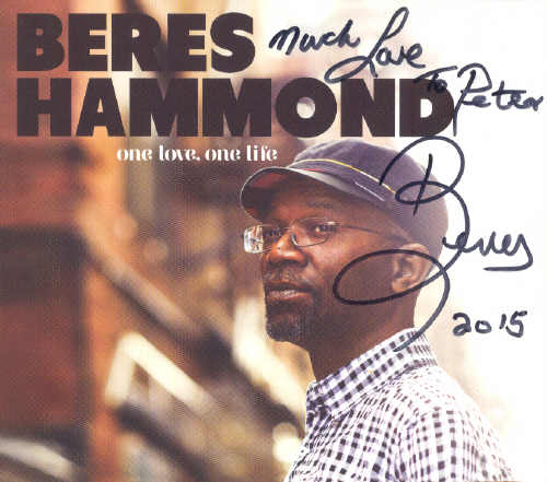 Beres Hammond - One Love, One Life - Album 2012