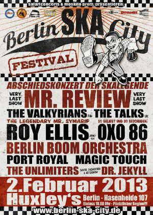 Berlin Ska City 2013