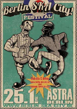 Berlin Ska City 2014