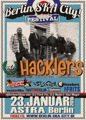 The Hacklers - Berlin Ska City 2016