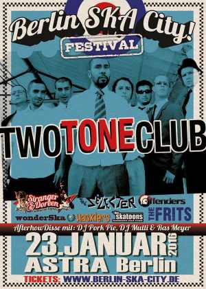 Two Tone Club - Berlin Ska City 2016