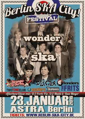 Wonder Ska - Berlin Ska City 2016
