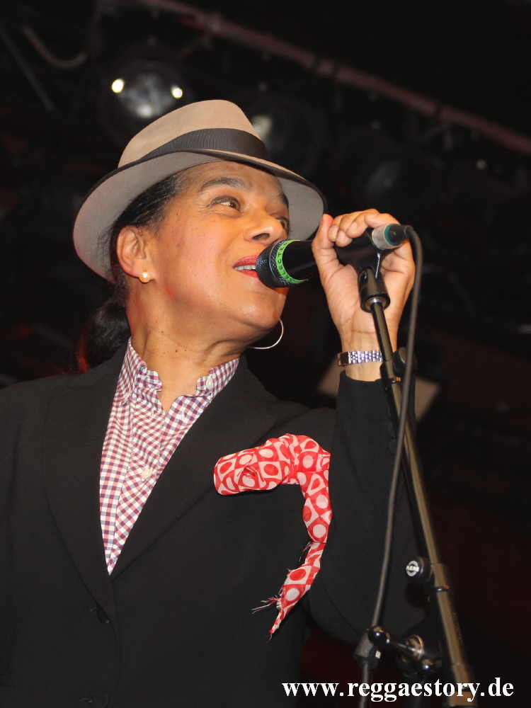 The Selecter - Pauline Black