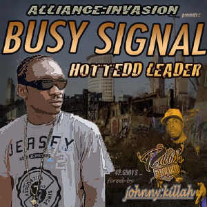 Busy Signal - Hotted Leader - Mixtape 2009