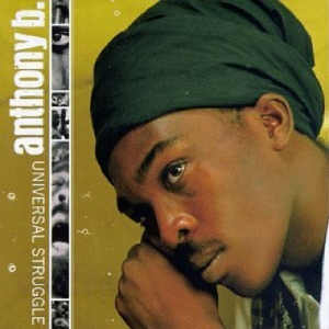 Anthony B - Universal Struggle - Album 1997
