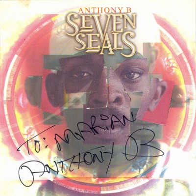 Anthony B - Seven Seals - Album 1999