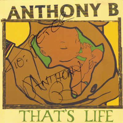 Anthony B - That´s Life - Album 2001