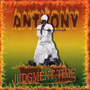 Anthony B - Judgment Time - Album 2003
