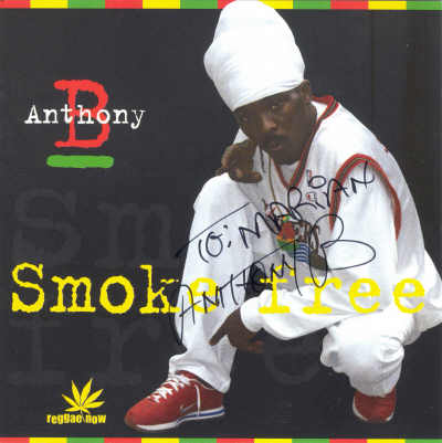 Anthony B - Smoke Free - Album 2003