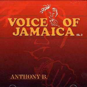 Anthony B - Voice of Jamaica - Vol. 2 - Album 2003