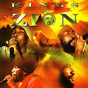 Capleton + Sizzla + Anthony B + Junir Kelly - Kings Of Zion