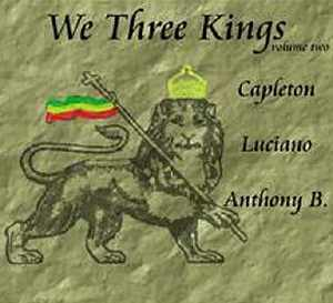 Capleton & - We Three Kings