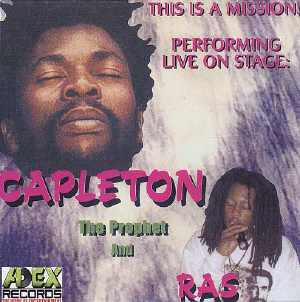 Capleton + Ras Shiloh - This Is A Mission