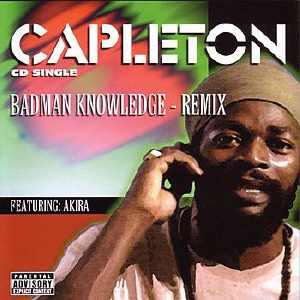 Capleton - Badman Knowledge