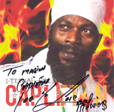 Capleton - I-Ternal Fire - Album 2010