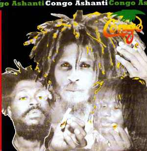 The Congos - Congo Ashanti - Album 1979