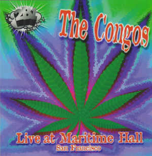 The Congos - Live At Maritime Hall - Album 2000