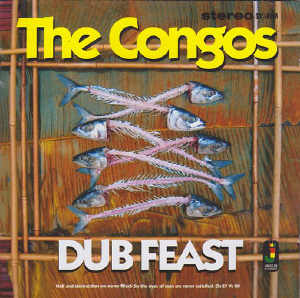 The Congos - Dub Feast - Album 2012