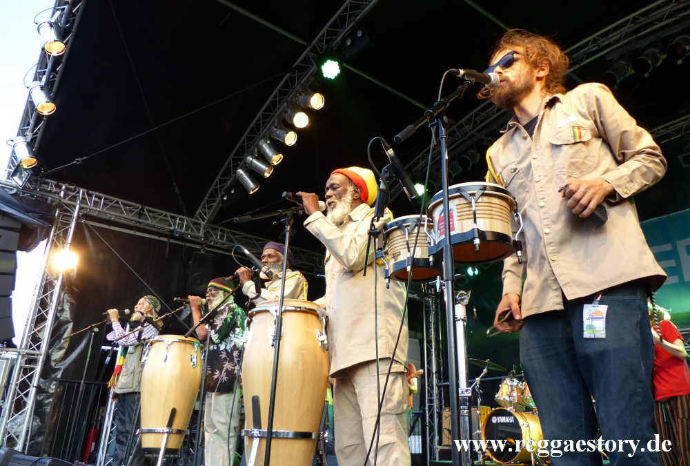 The Congos & Pura Vida - HKW Berlin