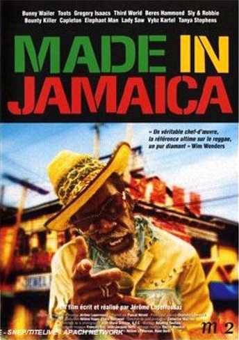 Made In Jamaica - Movie