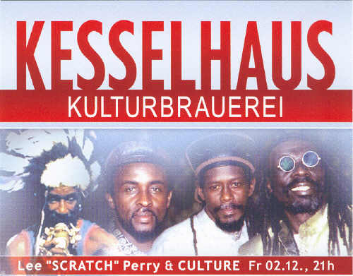 Culture & Lee Perry