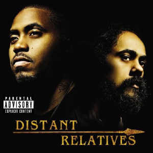 Damian Marley + Nas - Distant Relatives - Album 2010