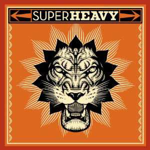 Super Heavy feat. Damian Marley - Album 2011