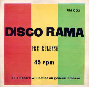 Dennis Bovell - Disco Rama - 1977 Single