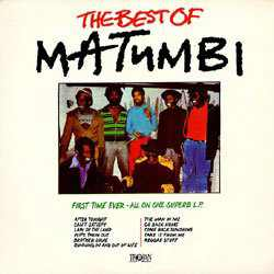 Matumbi - The Best Of Matumbi - 1977