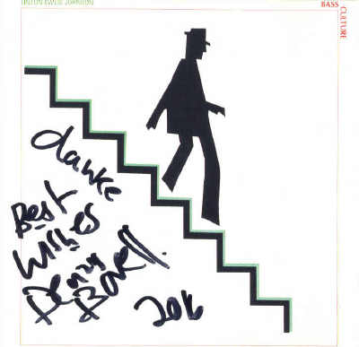Linton Kwesi Johnson - Bass Culture