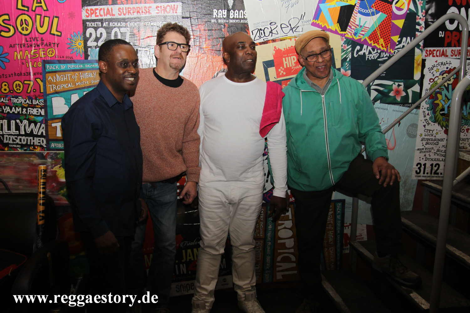 Dennis Bovell & The Dub Band