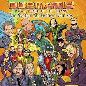 Dubmatix - Clash Of The Titans