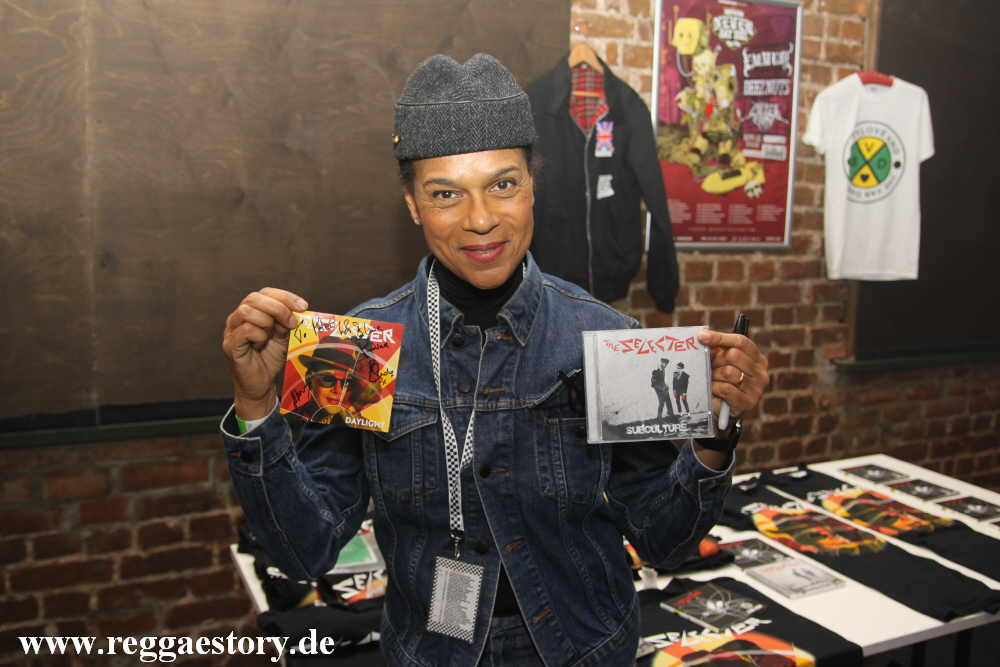 Pauline Black - The Selecter - Dynamite Ska 2017