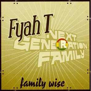 Fyah T - Wamily Wise