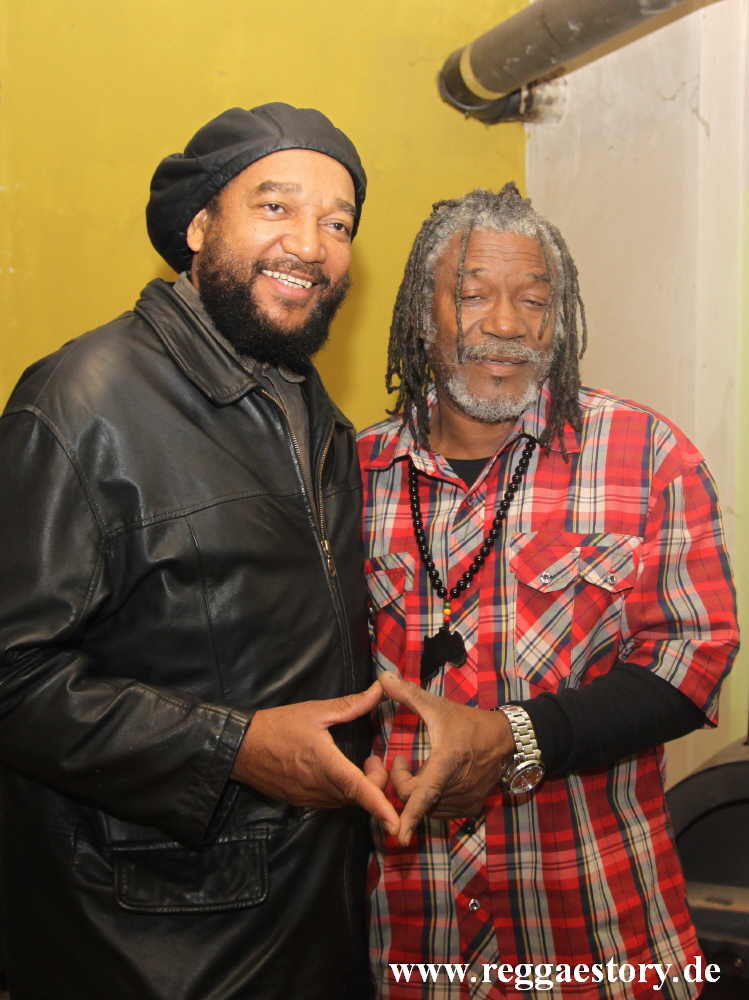 Still Cool + Horace Andy