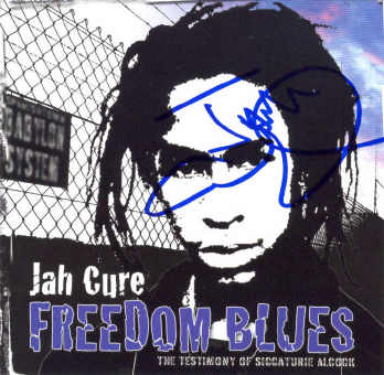 Jah Cure - Freedom Blues - 2005