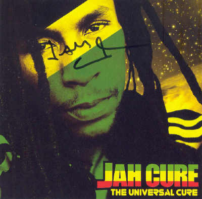 Jah Cure - The Universal Cure - 2009