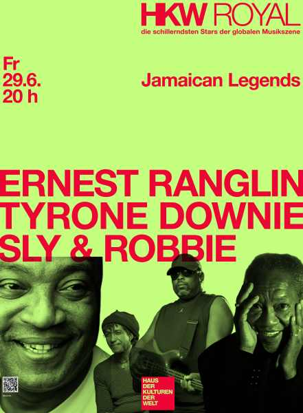 Jamaican Legends 2012