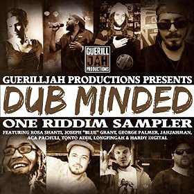 Dub Minded - One Riddim Sampler - Album 2014