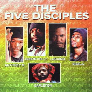 Junior Kelly + ... - The Five Disciples - 2001