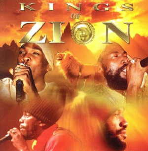 Junior Kelly + ... - Zion Train - 2002