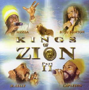 Junior Kelly + ... - Kings Of Zion Part II - 2003
