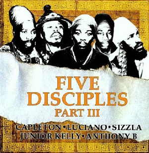 Junior Kelly + ... - Five Disciples Part III - 2004